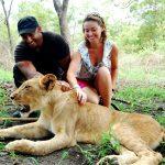 Wandelen met Leeuwen