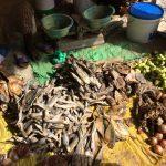 Bezoek van Wekelijkse Markt
